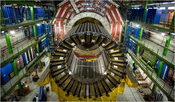 Rumeurs d'observations du boson de Higgs au LHC !