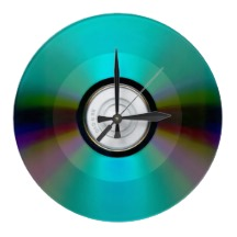clock cd
