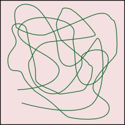 carré et courbe