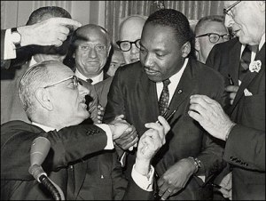 civil right act martin luther king