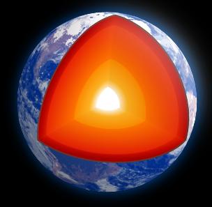 Voyage au centre de la terre science tonnante for L interieur de la terre