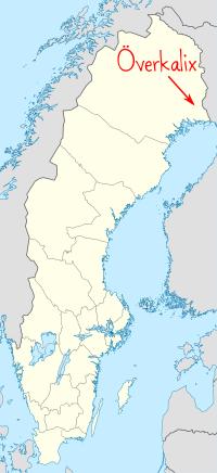 Overkalix en Suède