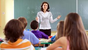 classe enseignement