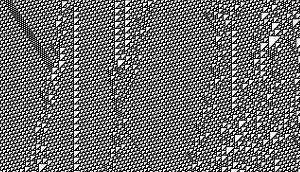 Wolfram règle 110