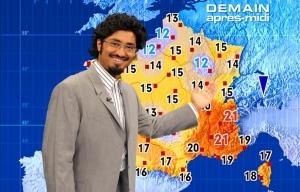 présentateur météo