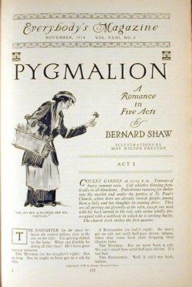 pygmalion shaw