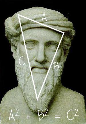 le Théorème de Pythagore (formule, calcul et démonstration)