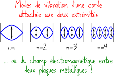 quantification corde